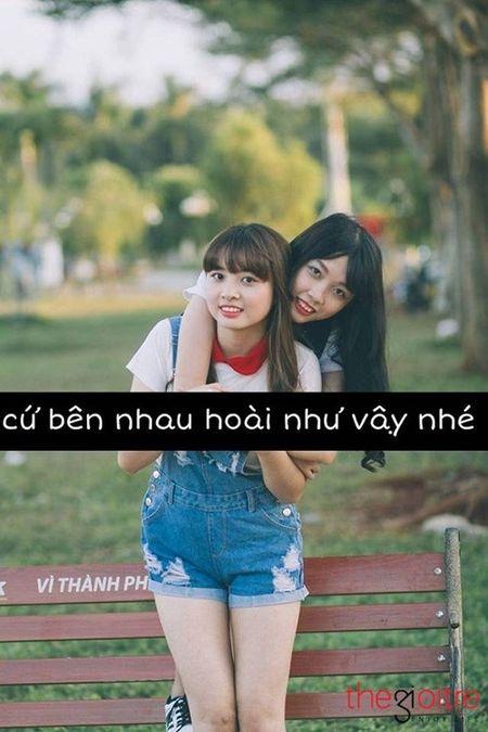 Bo anh tinh ban tuoi dep cua hai nu sinh Binh Phuoc - Anh 12