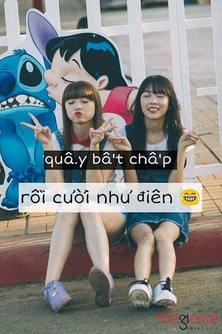 Bo anh tinh ban tuoi dep cua hai nu sinh Binh Phuoc - Anh 4