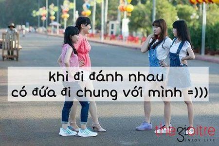 Bo anh tinh ban tuoi dep cua hai nu sinh Binh Phuoc - Anh 5