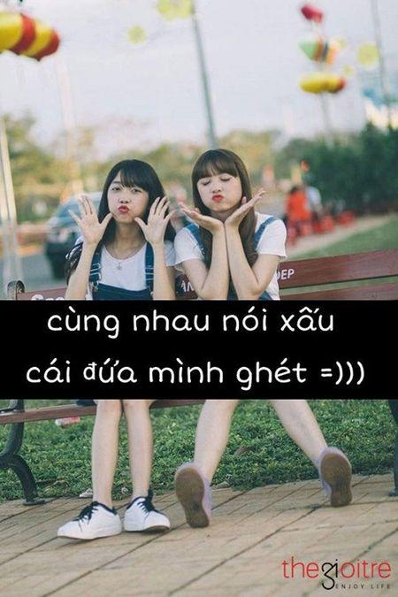 Bo anh tinh ban tuoi dep cua hai nu sinh Binh Phuoc - Anh 6