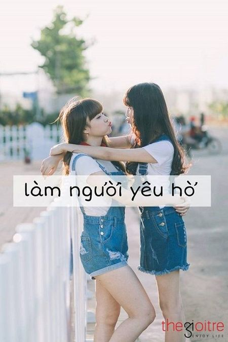 Bo anh tinh ban tuoi dep cua hai nu sinh Binh Phuoc - Anh 8