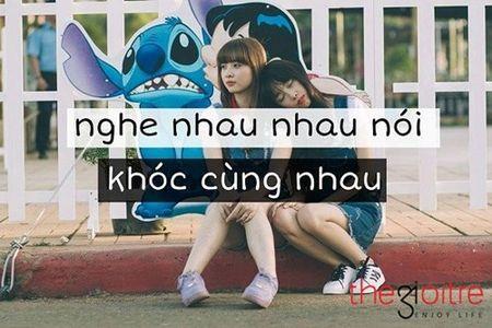 Bo anh tinh ban tuoi dep cua hai nu sinh Binh Phuoc - Anh 9