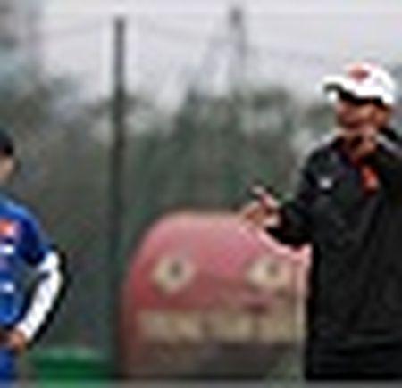 HLV Mai Duc Chung: Chung ta khong thua Trung Quoc ve tinh than - Anh 4