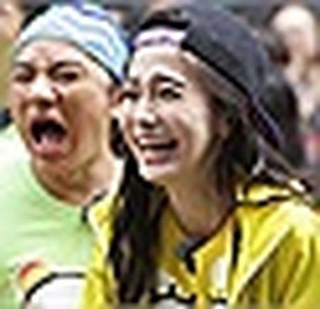 'Soai ca' Huynh Hieu Minh to chuc sinh nhat hoanh trang cho Angelababy - Anh 3