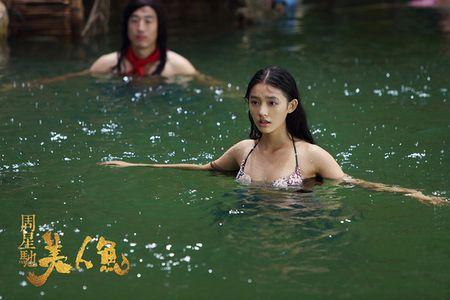 """""""My nhan ngu"""" Lam Duan bi che dien xuat, Chau Tinh Tri benh vuc - Anh 2"""