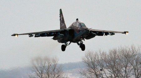 Cuong kich Su-25 cua Nga roi, phi cong tu nan - Anh 1