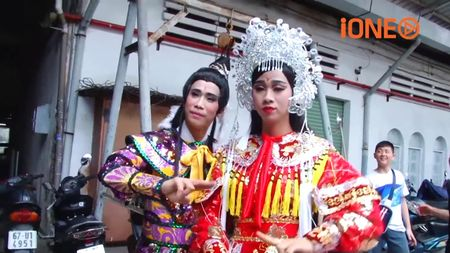 Hai Trieu – chang trai co kha nang bien hoa than ky - Anh 2