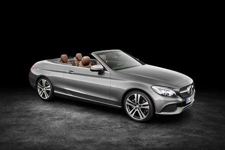 [GMS 2016] Mercedes-Benz ra mat C-Class Cabriolet 2017, 8 lua chon, hop so 9 cap - Anh 1