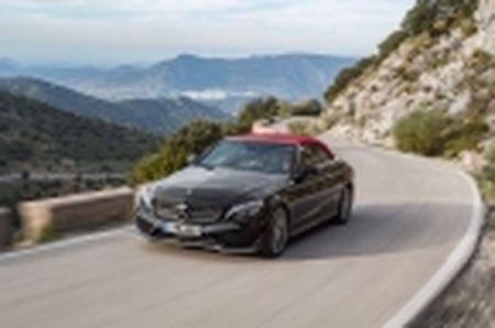 [GMS 2016] Mercedes-Benz ra mat C-Class Cabriolet 2017, 8 lua chon, hop so 9 cap - Anh 9
