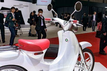 Honda EV-Cub se duoc san xuat tu nam 2018, phan phoi tai Nhat va Dong Nam A - Anh 2
