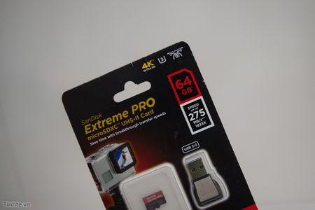 Tren tay o luu tru USB-C va the micro-SDXC UHS II moi cua SanDisk - Anh 6