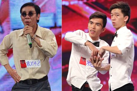 "Nhung thi sinh Vietnam's Got Talent 2016 gay ""sot"" o vong loai san khau - Anh 1"