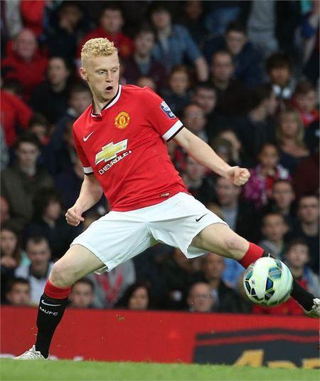 11 dua tre cua Van Gaal o Man Utd - ho la nhung ai? - Anh 11
