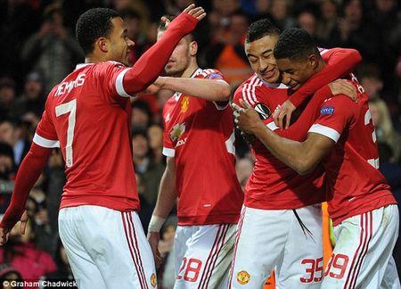 11 dua tre cua Van Gaal o Man Utd - ho la nhung ai? - Anh 1