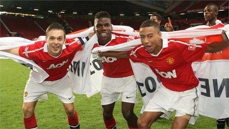 11 dua tre cua Van Gaal o Man Utd - ho la nhung ai? - Anh 6