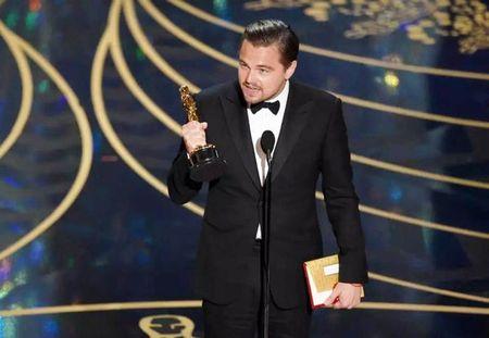 Nhung thong diep y nghia trong Le trao giai Oscar 2016 - Anh 1