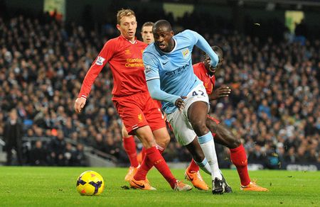 Liverpool quyet doi no Man City - Anh 1