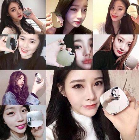 Nakeup Face - phan nuoc che khuyet diem hot khong kem April Skin - Anh 6