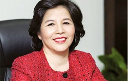 Nhung nu doanh nhan anh huong nhat Viet Nam cua Forbes - Anh 1