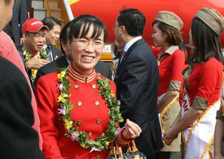 Nhung nu doanh nhan anh huong nhat Viet Nam cua Forbes - Anh 3