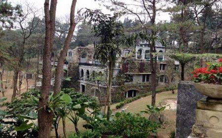 Resort trong vuon quoc gia Ba Vi phai dinh chi tu 1/3 - Anh 1