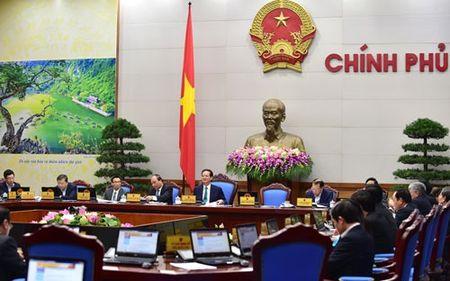 Chinh phu ly giai nhung chi tieu khong dat cua 2015 - Anh 1