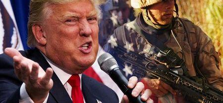 Neu Donald Trump lam Tong thong, quan doi My se bat tuan - Anh 1