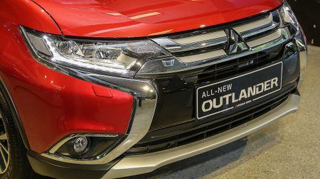 Mitsubishi Outlander 2016 ra mat tai thi truong Dong Nam A - Anh 2