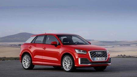 Anh chi tiet Audi Q2 - Anh 2