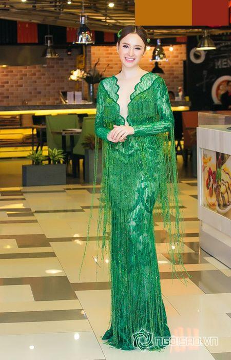 Bo me Angela Phuong Trinh 'thap tung' con gai di su kien sau khi lam lanh - Anh 6