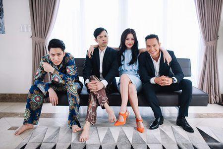 "Thai Hoa hop tac cung Chi Pu de lam ""Ve si Sai Gon"" - Anh 1"