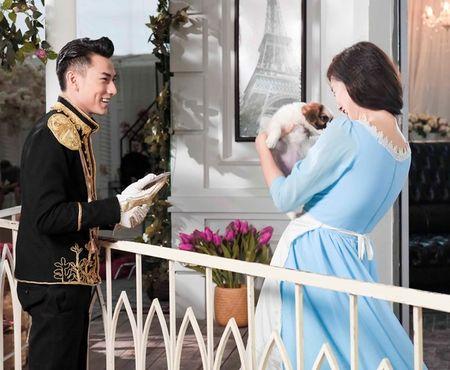 Chuyen tinh Isaac 'gay sot' cu dan mang - Anh 1