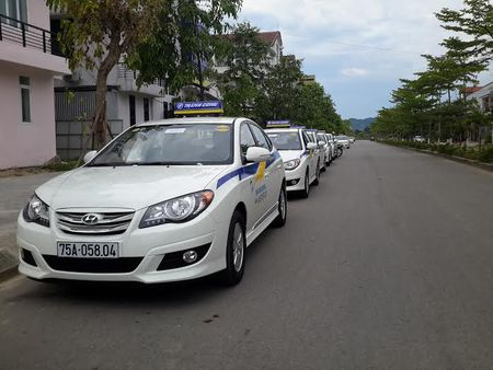 Taxi Thanh Cong giam cuoc tu 1-3 - Anh 1