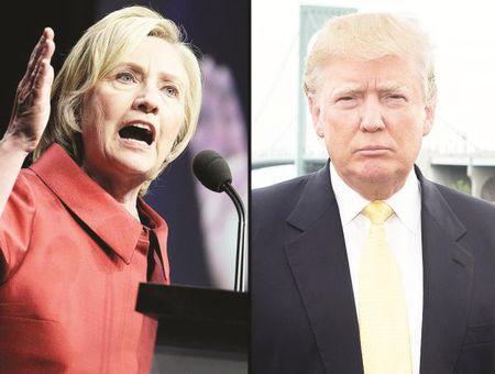 Bau cu Tong thong My: The ap dao cua ba Hillary Clinton - Anh 1