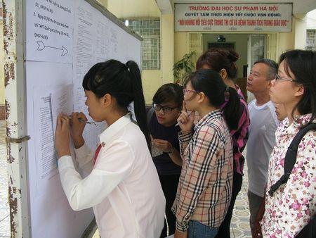 De thi THPT quoc gia van giu on dinh nhu nam 2015 - Anh 1