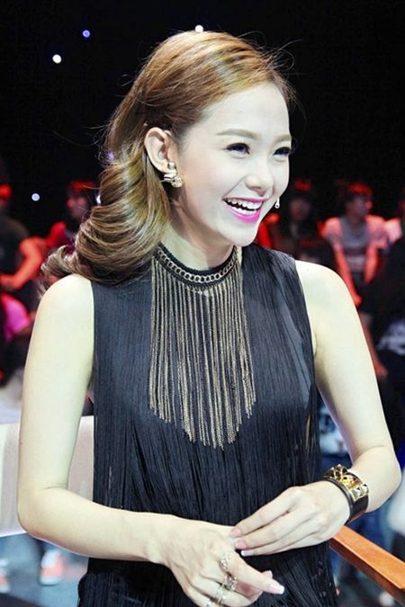 Dien vien Minh Hang: Tinh tao va khon ngoan - Anh 2