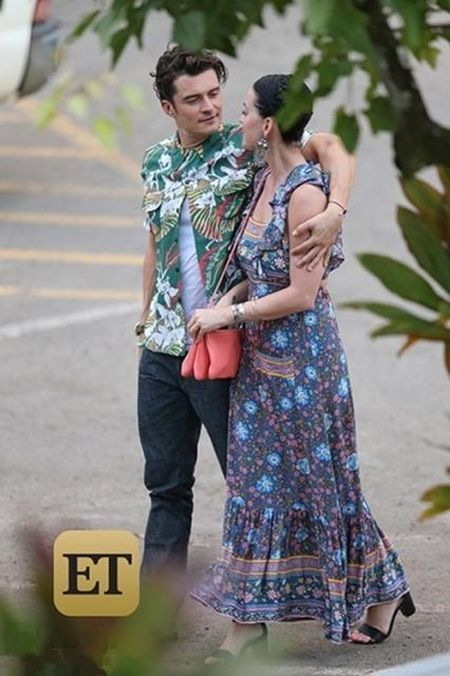 Katy Perry - Orlando Bloom: Tinh yeu moi chom - Anh 2