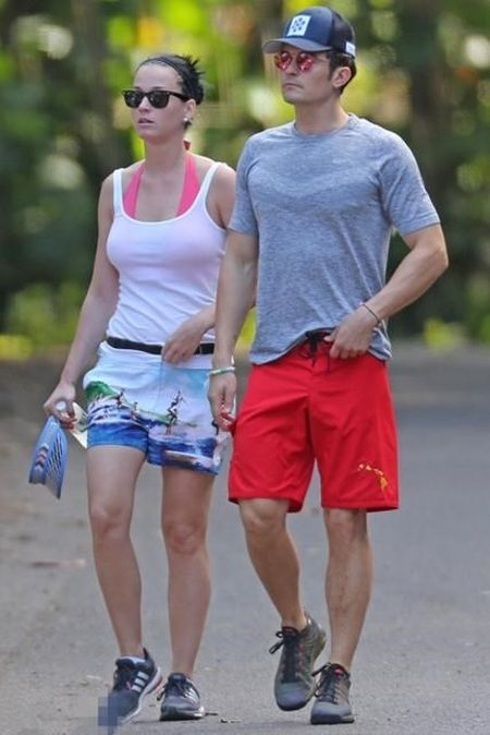 Katy Perry - Orlando Bloom: Tinh yeu moi chom - Anh 5