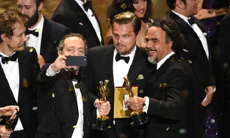 "An tuong Oscar 2016: Nuoc mat, nu cuoi va man ""da"" tham thuy - Anh 1"