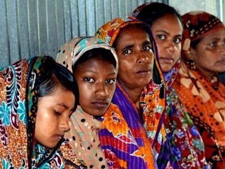Hang loat phu nu Bangladesh bi lua sang lam no le tinh duc o Syria - Anh 1