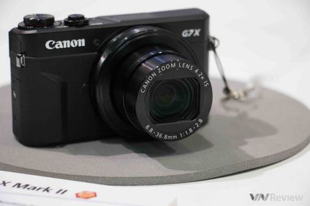 Can canh Canon PowerShot G7 X Mark II - Anh 1