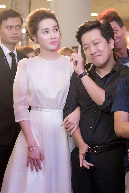 Truong Giang 'tay trong tay' cung Nha Phuong, bo mac Que Van - Anh 2