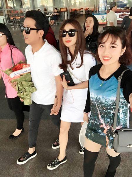 Truong Giang 'tay trong tay' cung Nha Phuong, bo mac Que Van - Anh 4