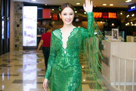 Angela Phuong Trinh rang ro ngay ra mat 'Taxi, Em ten gi?' - Anh 2
