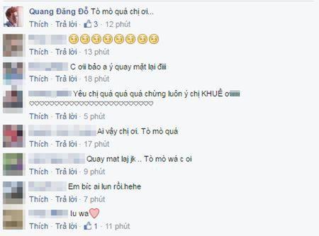 Lan Khue to tinh voi ban trai, Pham Huong keu goi fans vote cho HH Dominican - Anh 2