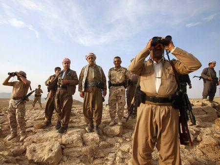 "Nga - My va ""con bai"" nguoi Kurd trong cuoc chien Syria - Anh 1"