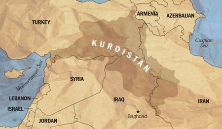 "Nga - My va ""con bai"" nguoi Kurd trong cuoc chien Syria - Anh 2"