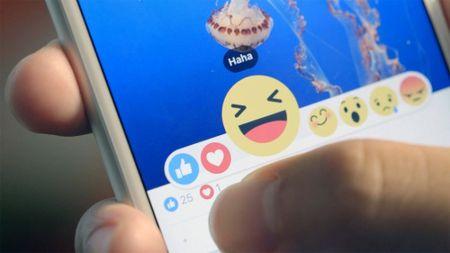 Facebook 'toan tinh' gi voi bieu tuong cam xuc moi? - Anh 1