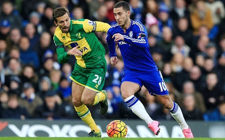 Norwich vs Chelsea (2h45 2/3): Tiep da thang hoa - Anh 2