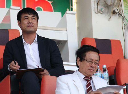 HLV Huu Thang: Tuyen thu Quoc gia phai co ky thuat lan suc manh - Anh 1
